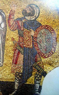 Moscalo - Fodero per spada ad una mano bizantina dell'XI secolo