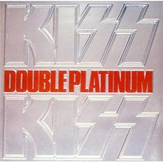 Kiss Merchandise, Kiss Concert, Used Vinyl Records, Double Platinum, The Ed Sullivan Show, Kiss Pictures, Unexplained Mysteries, Glam Metal, Hot Band