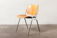 Castelli Birch DSC Stacking Chair