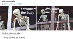 How did I get back to the spoopy pins, it's not even October yet? Funny Pins, Funny Memes, Funny Stuff, Random Stuff, Random Things, Best Of Tumblr, Pokemon, Funny Tumblr Posts, Funny Photos