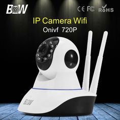 39.99$  Buy now - http://alilzd.shopchina.info/go.php?t=32661144421 - BW-IPC002D Wireless IP Camera Wifi Onvif 2 Way Audio Video Surveillance Security Camera HD 720P Wi Fi Camera P2P Infrared IR 39.99$ #magazine
