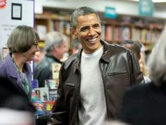Barack Obama. Too Cool