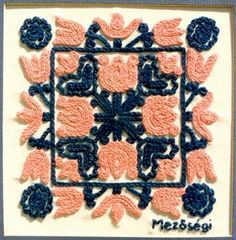 Hungarian Embroidery, Folk Embroidery, Learn Embroidery, Embroidery For Beginners, Embroidery Techniques, Shirt Embroidery, Floral Embroidery, Chain Stitch Embroidery, Embroidery Stitches