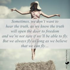 Daily #Inspiration:  We Can Fly