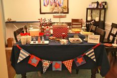 Hostess with the Mostess® - July 4th Dessert Party