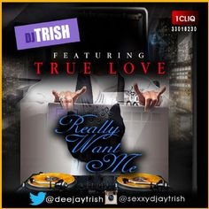 Check out this Brand New Track From South East Best Female DJ....Sexy Dj Trish, She teamed Up with Ifenkiri Crooner True Love