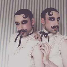 Image result for burlesque twins
