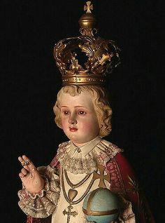 130 Best Infant Of Prague Images Baby Jesus Infant Of