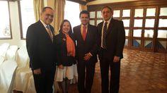 """Aunque no estoy muy involucrado en política y poco hablo de ello, estoy escuchando sobre el """"Proyecto Dignidad"""" del candidato a la Alcaldía de #Bogota,  Ricardo Arias. Nos afecta positivamente o negativamente a toda la sociedad y ciudadanos, seamos #emprendedores o no."""