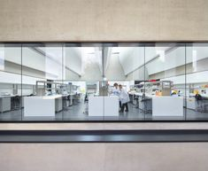 RIBA President Angela Brady has awarded Stanton Williams the 2012 RIBA Stirling Prize for their Sainsbury Laboratory. The Stirling Prize – the UK's. Stirling, Contemporary Architecture, Architecture Design, Stanton Williams, D Lab, Science Park, Science Education, Earth Science, Science Experiments