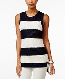 Sleeveless Sweaters - Macy's
