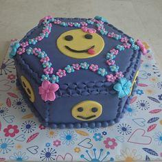 Smilie taart