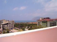 Alanya seaside apartments