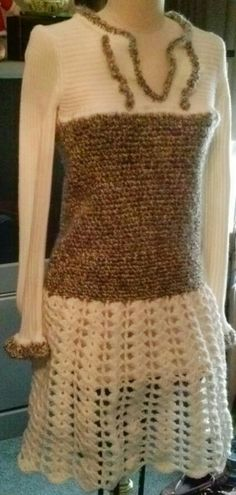 SOOOOOO-CUTE KNIT DRESS