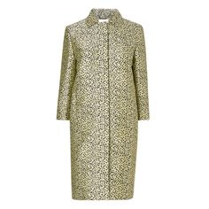 Mother of the Bride outfit Gina Jacquard  Coat Printed - Multi