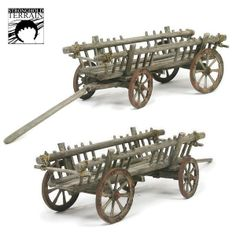 Stronghold Hay wagon