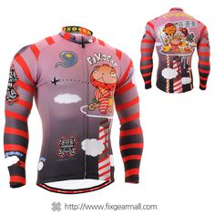 #FIXGEAR Men's #Cycling #Jersey Long Sleeve, model No CS-1601. This Comfortable Cycling Jersey is manufactured by FG Creative. 5% Discount sales and Worldwide FreeShipping at www.fixgearmall.com #bicycle #wears #sportswear #tracksuit #athletic #mtb #bmx #downhill #clothing #ride #bike #mountainbike #mensfashion #mensstyle