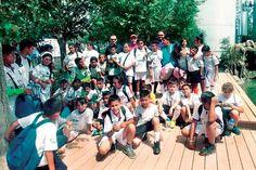 Financia Bafar 'Escuela activa y saludable' para 50 menores