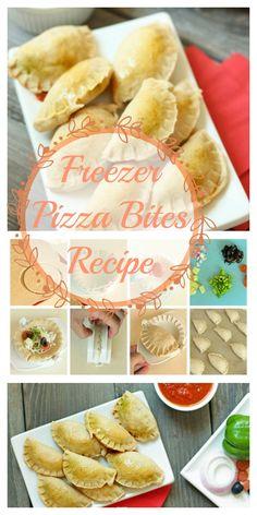 Freezer Pizza Bites Recipe | Healthy Ideas for Kids