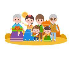 SILL240, 프리진, 일러스트, 전통, 가족, 추석, 설날, 명절, 새해, 시골, 귀경길, 한복, 저고리, 가을, 명절귀경길, 생활, 라이프, 라이프스타일, 벡터, 에프지아이, 사람, 캐릭터, 웃음, 미소, 귀여운, 교통, 플랫, 심플, 이야기, 여자, 남자, 6인, 엄마, 아빠, 어린이, 여자어린이, 할머니, 할아버지, 손녀, 손자, 단체, 남자어린이, 선물상자, 선물, 해, 구름, illust, illustration #유토이미지 #프리진 #utoimage #freegine 20066194