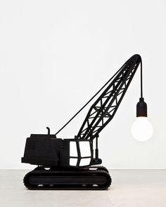 Boy room lamp