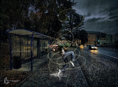 Dancing in the Rain | Dancing in the rain by Colors-To-Die-For