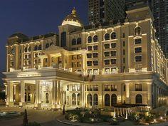 La suite más nueva del St. Regis Dubai La noche cuesta $20,420 dólares.