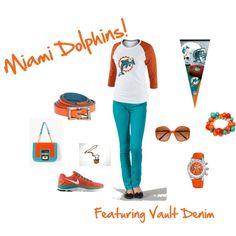 """""""Miami Dolphins Vault Denim"""""""