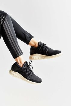 ADIDAS TUBULAR NOVA PK TRIPLE BLACK REVIEW ON FOOT
