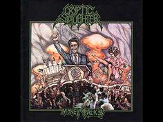 CRYPTIC SLAUGHTER - Money Talks 1987 [FULL ALBUM]