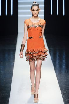 Maxime Simoëns Spring 2012 Couture - Collection - Gallery - Style.com