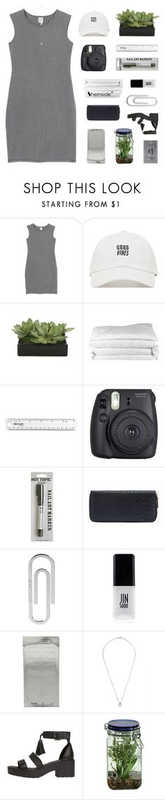 """""""two years on polyvore"""" by kristen-gregory-sexy-sports-babe ❤ liked on Polyvore featuring Monki, Lux-Art Silks, Frette, Fuji, Bulgari, JINsoon, Alöe and H&M"""