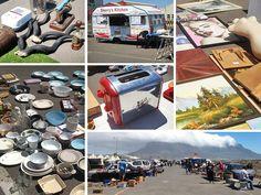 Markets in Cape Town - Milnerton Flea Market - Photos by Rachel Robinson