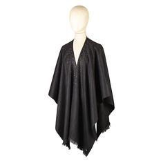 #fraas #scarf #square #madeingermany #snood #women #Damen #Fashion #Ponchos #capes #blankets #rhinestone # strass-steine