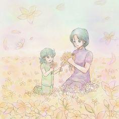 Shunrei y ryuho