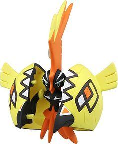 Amazon.com: Pokemon Monster Collection EX EHP_06 Tapu Koko / Tokorico (Pokemon Sun Moon): Toys & Games