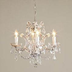 Delicieux Crystal Chandeliers | Round Crystal Chandelier   Chandeliers   By Shades Of  Light Closet Chandelier,