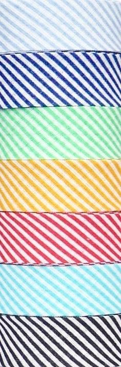 2.5m pack or 20m Roll 25mm Cotton Seam Binding 8 Colours Free Postage