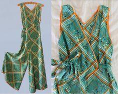 1930s Beach Pajamas . 30s Resort Wear. 1930s Fashion