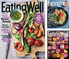 Free EatingWell Magazine Subscription ::