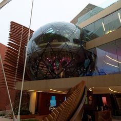 Sphere and solids #Expo2015