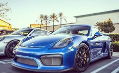 The GT4 Project — guys_cars Porsche Cayman GT4 ✌️#Porsche...