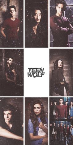 Teen wolf is just amazing