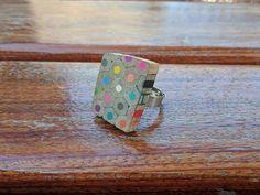 preschool teacher gift teacher gift Colorful ring color