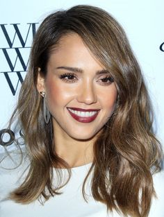 """Jessica Alba check out my """"- Make up for real Life -"""" board!"""