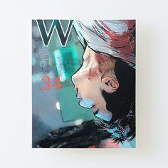 My Canvas, Canvas Prints, Art Prints, W Korean Drama, Wood Print, Kdrama, My Arts, Printed, Awesome