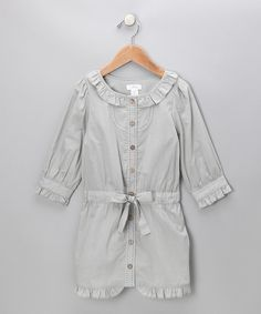 Neige Mist Raquel Shirt Dress