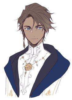 Image in Boy FCs collection by Verity on We Heart It Fantasy Character Design, Character Design Inspiration, Character Concept, Character Art, Concept Art, Character Types, Character Design Animation, Yuumei Art, Handsome Anime