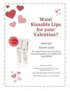 Love the Mary Kay Satin Lips Lip Mask and Lip Balm!