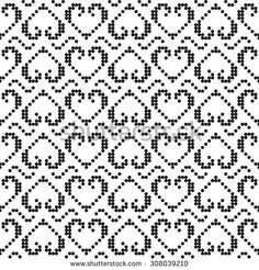 Pixel pattern. Seamless background texture. The pattern can be used to the…